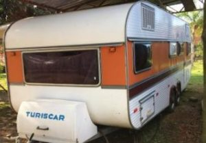 Trailer Turiscar Diamante ano 89