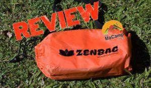 Review do Sofá Inflável ZENBAG