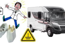 Aterramento nos Trailers e Motor Homes