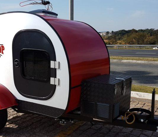 fly drop mini trailer