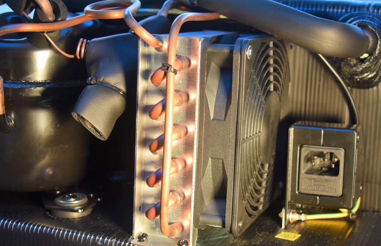 condensadora dometic crx