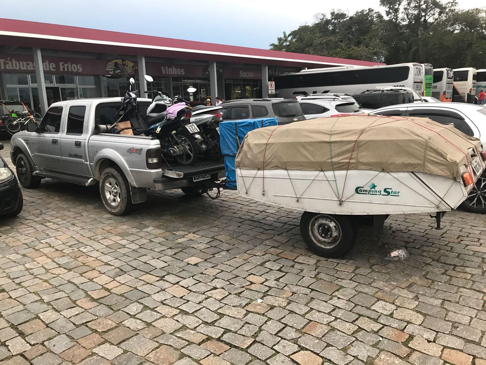 Última da camping star