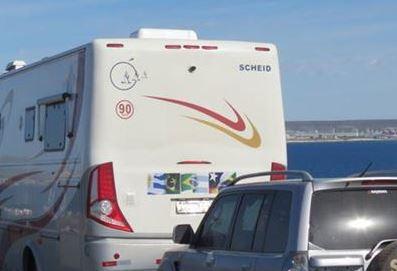 adesivo trailer