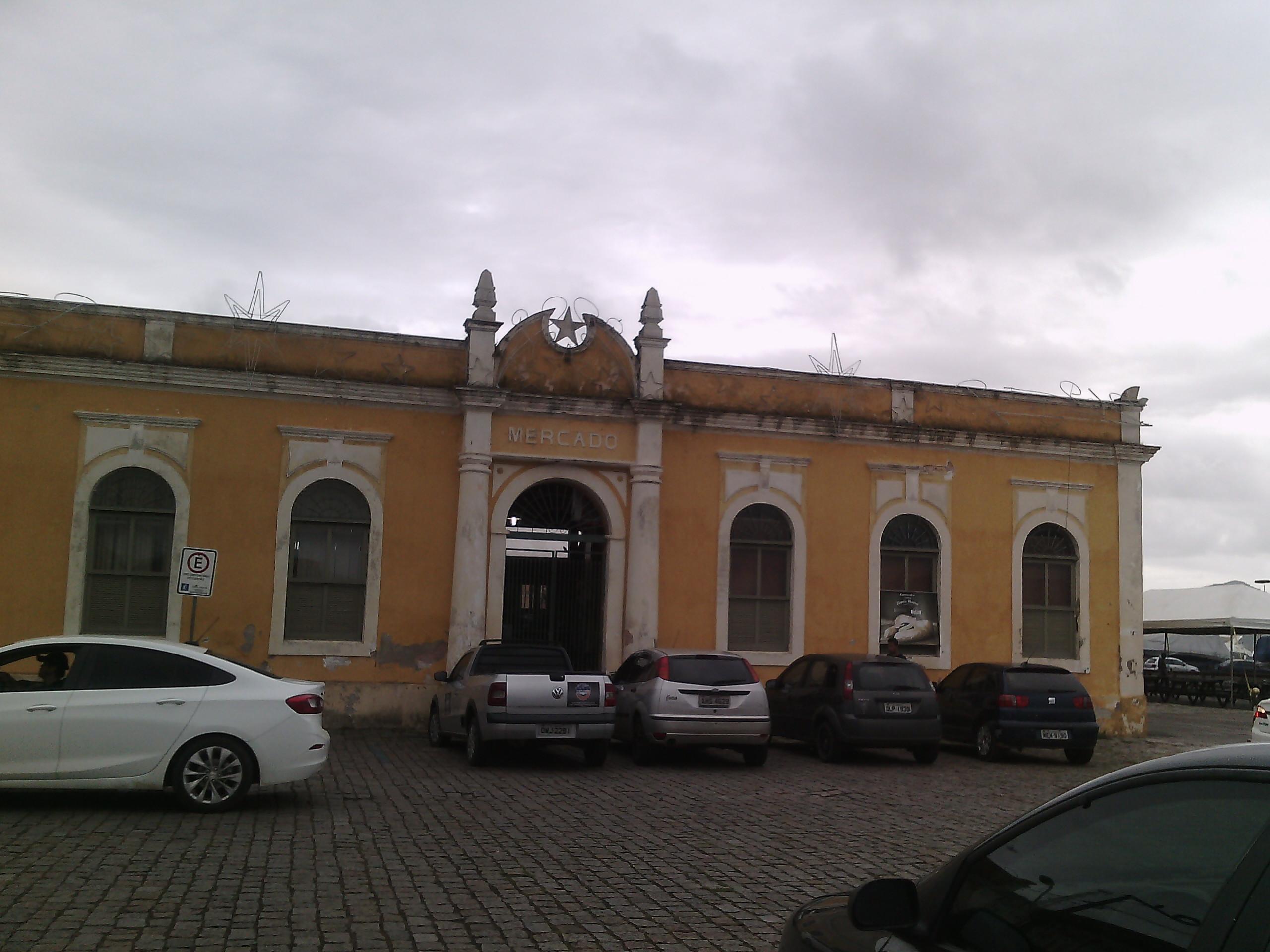 Mercado Público de São Chico.